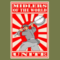 MIDLERS UNITE - Woman's Design