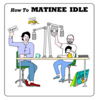 How To Matinee Idle - Woman's V Neck Design